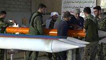 موشک سازی در روستای مازندران