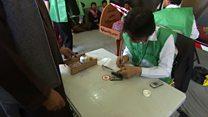 کمیسیون مستقل انتخابات افغانستان بررسی مراکز رای دهی را آغاز کرد