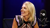 Mollie King talks Strictly Come Dancing, dating and Britney with Nick Grimshaw