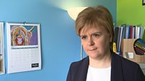 Thomson situation 'not easy for SNP'