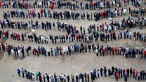 Kenya'da etnik gerilim, işsizlik ve kuraklığın gölgesinde seçim