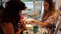 Beautician's call for better regulation of nail bars