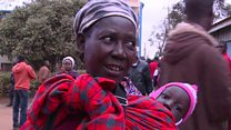 Kenyan voters' hopes for the future