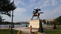 Айбек Сарыгул: Манастын Стамбулдагы айкели суктангыдай болду