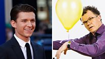 Tom Holland's dad: How I keep Spider-Man grounded