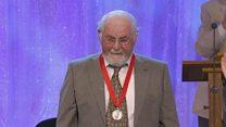 Seremoni Cyflwyno Medal Syr T H Parry-Williams - er clod / Sir T H Parry-Williams Memorial Medal Presentation