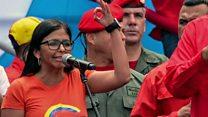 La femme la plus puissante du Venezuela