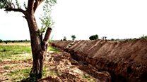 University digs trench to stop Boko Haram