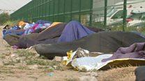 معمای حل نشده پناهجویان آواره در کاله
