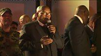 Jacob Zuma: 'We are the majority'