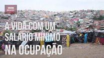 Família vive com um salário mínimo em uma ocupação na zona sul de São Paulo