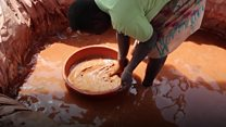 The Ugandan gold rush stopped by authorities