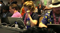 Hacking with Hawaiian garlands