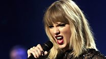 Fans support Taylor Swift in court