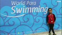 علاء مرسه سباح مصري تحدى الإعاقة ليفوز بالذهب