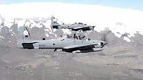 تعرف على أمهر طياري سلاح الجو الأفغاني
