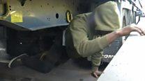 Мігранти ризикують: Європою під товарним поїздом
