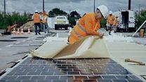 Заменят ли солнечные батареи асфальт на наших дорогах?