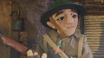 Self-taught animator makes war film