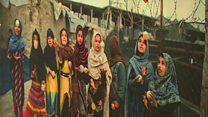 نمایشگاه عکس کابل؛ تصاویری از زوایای پنهان زندگی افغانها
