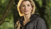 Fans go crazy for the new star of Doctor Who