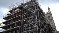 Cathedral scaffold tours launched