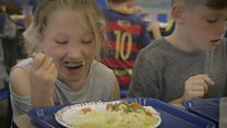 Free meals in school holidays