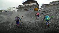 Heatwave closes Italy summer ski resort