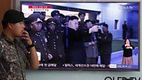 شلیک تهدیدها میان آمریکا و کره شمالی چه سرانجامی دارد؟