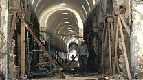 بي بي سي ترصد اعادة اعمار ما دمرته الحرب في حمص