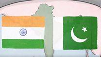 Розподіл Індії