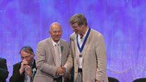 Y Fedal Wyddoniaeth a Thechnoleg er Anrhydedd / Science and Technology Medal
