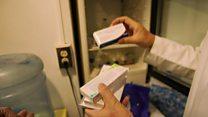 ဗင်နီဇွဲလား ကျန်းမာရေး စောင့်ရှောက်မှု ကျဆင်း