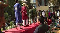 نمایش مد در کابل