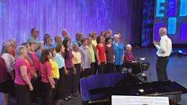 Côr Dysgwyr (119) / Learners Choir (119)