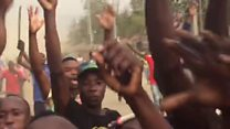 Kenya opposition celebrates 'victory'