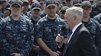 Mattis: N Korea war would be catastrophic