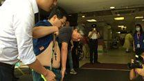 香港民主党成员称被中国国安人员掳走