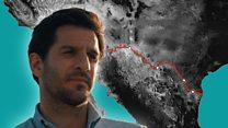 Documental BBC Mundo: el viaje que muestra los desafíos de intentar sellar la frontera entre México y EE.UU.