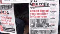 "Le Cameroun ""organisera bel et bien la CAN 2019"""