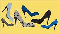 Должны ли женщины носить высокие каблуки на работе?