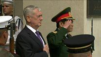 James Mattis joue la carte de la retenue face à la Corée du Nord
