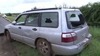 Police kept busy chasing hare-coursers