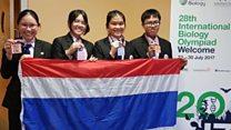 เปิดใจเด็กไทยเจ้าของเหรียญรางวัลชีววิทยาโอลิมปิกปีนี้