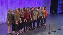 Côr Llefaru dros 16 o leisiau (138) / Recitation Choir over 16 members (138)