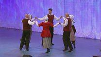Tlws Cymdeithas Genedlaethol Dawns Werin Cymru (89) / Welsh National Folk Dance Society Prize (89)