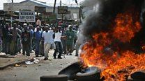 Kenya Elections 2017: 'We dey fear'