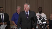 Governor tells white supremacists: 'Go home'