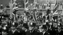 Rare footage shows 'battle of Lewisham'