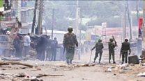 تداوم اعتراض ائتلافِ مخالفانِ دولت کنیا به نتیجه انتخابات ریاست جمهوری